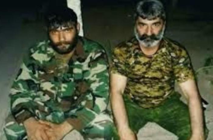 Erməni polkovnik ağır yaralandı, oğlu isə məhv edildi
