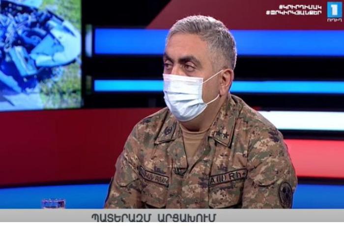 """Artsrun Hovannisyan: """"Səmaya eyni anda 1000-dən çox uçan cihaz buraxılıb"""""""