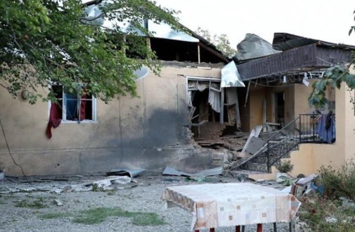 Ermənilərin Ağdamı atəşə tutması nəticəsində bir nəfər yaralandı