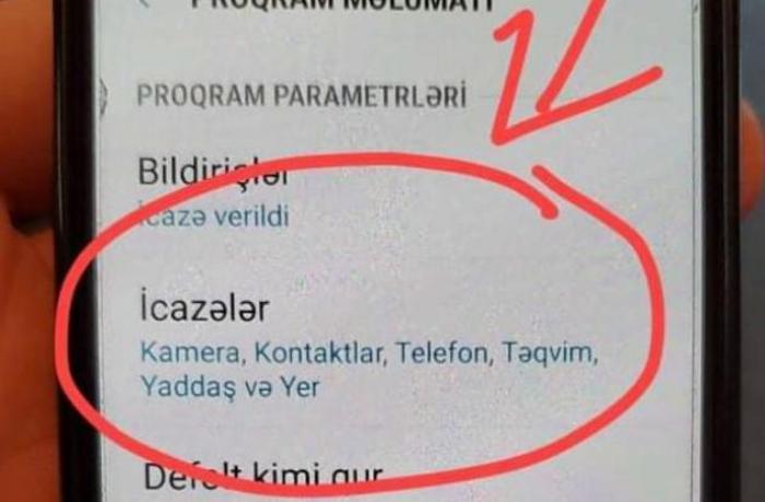 Nazirlikdən növbəti erməni VPN tətbiqi barədə XƏBƏRDARLIQ