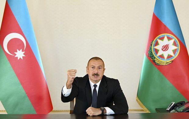 """Prezident: """"Daha üç kənd işğaldan azad edildi"""""""