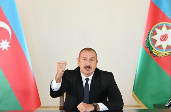 Azərbaycan Prezidenti İlham Əliyevin xalqa müraciəti – VİDEO